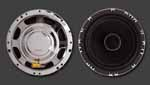Cadence ZXS65S ZX Slim Series 6.5 Inch 120 Watt 2 Way Coaxial Speaker Depth 1.65 Inches
